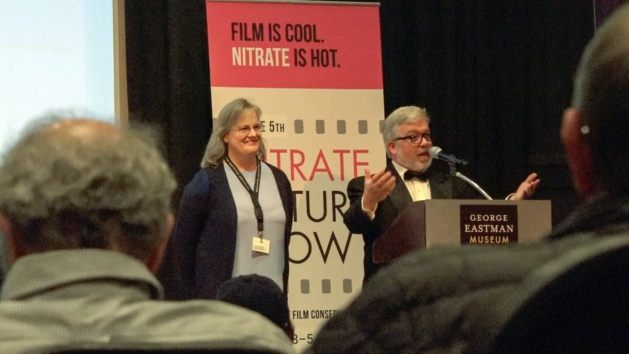 Nitrate Picture Show - Deborah Stoiber and Jared Case