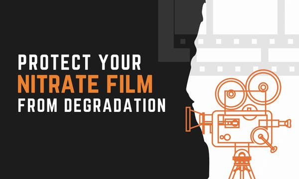 nitrate film degradation