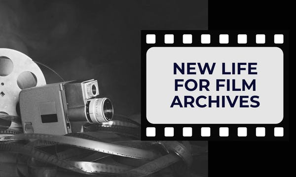 reel of film camera
